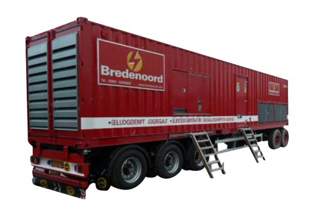 Generator 1600 kW