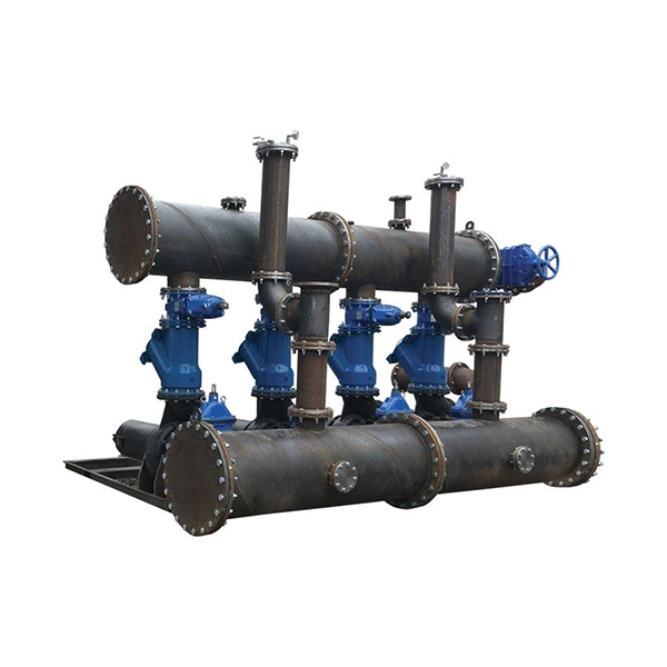 Sewage bypass systems